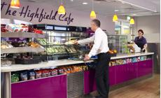 The Highfield Cafe